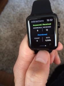 Xerox Apple Watch ININ