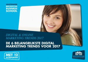 6 belangrijkste digital en online marketing trends voor 2017