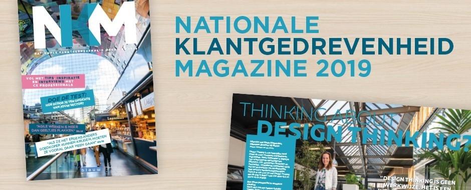 Nationale Klantgedrevenheid Magazine 2019