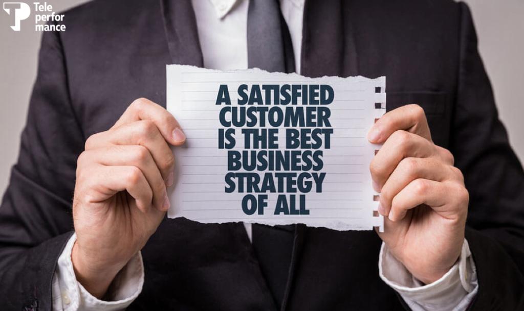 Teleperformance Customer Satisfaction